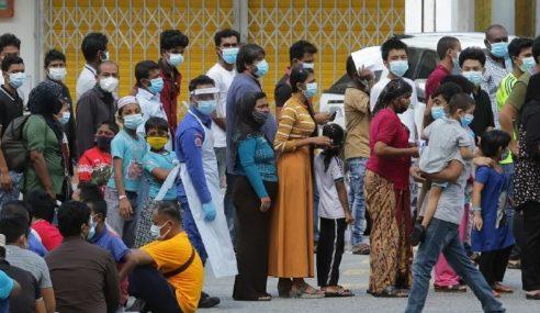 Ratusan Warga Asing Di Pasar Borong KL Digempur