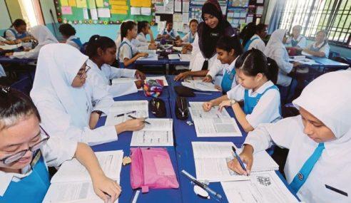 COVID-19: Maksimum 17 Pelajar Dalam Satu Kelas