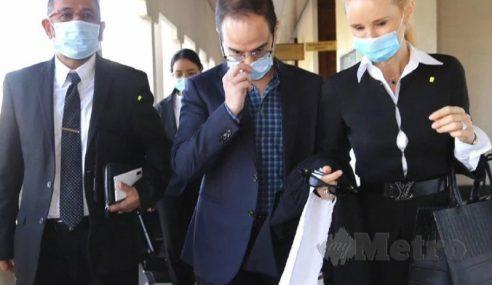 Riza Aziz Dilepas Tanpa Dibebaskan