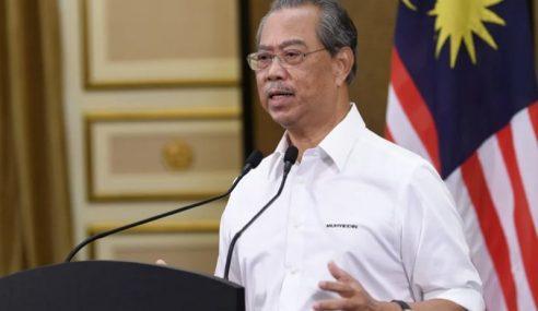 Ahli Parlimen UMNO, PAS Sokong Muhyiddin Kekal PM