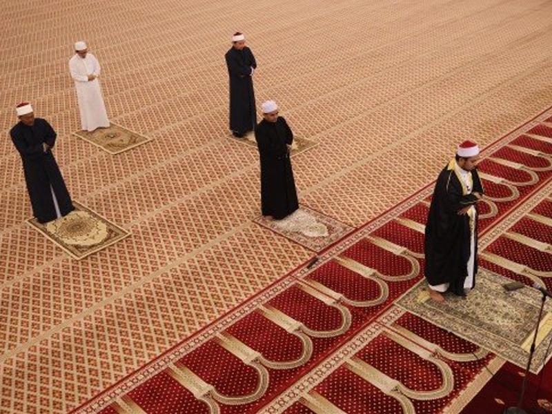 Terima SMS Atau WhatsApp Boleh Solat Di Masjid