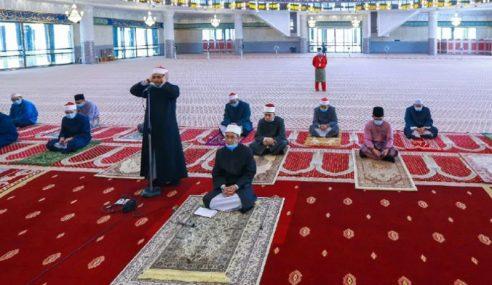 Mungkin Tambah Jumlah Jemaah Masjid, Surau