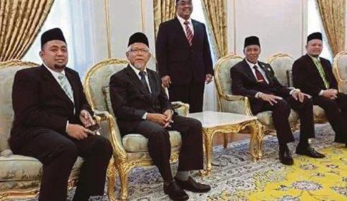 Angkat Sumpah Menteri Besar Kedah Ahad?