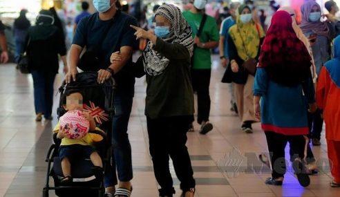 Cadang Pinda Akta 342 Larang Bawa Anak Ke Pasar Raya