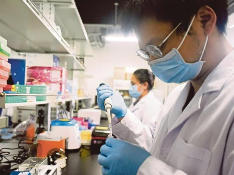 Makmal Di China Hasilkan Ubat COVID-19 Tanpa Vaksin