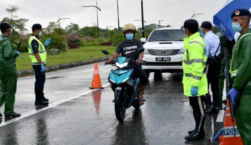 Polis, Tentera Periksa Rumah Lebih 20 Tetamu Aidilfitri