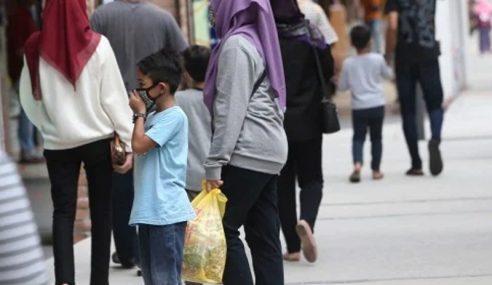 Larangan Bawa Anak Ke Pusat Beli-Belah Belum Muktamad