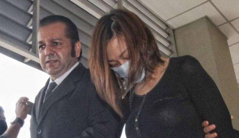 Wanita Kata 'You All Are Idiots' Kepada Polis Didenda