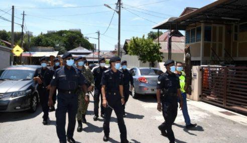 Polis Keluar 534 Kompaun Kesalahan Ingkar PKPB