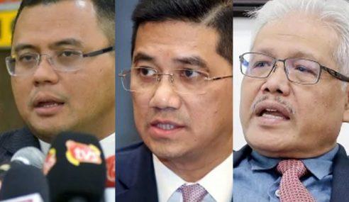 Tiada Pertemuan Sulit MB Selangor, Azmin Dan Hamzah