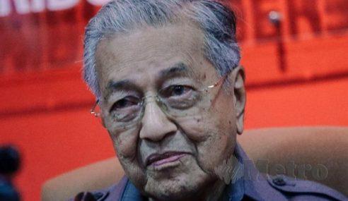 Mahathir Nak Pecat Muhyiddin