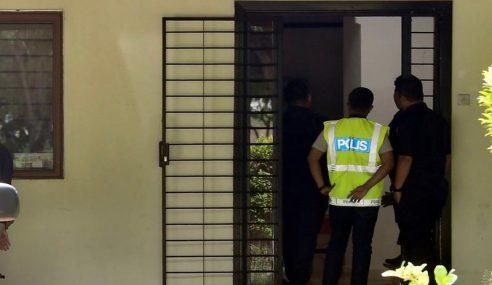 Awas, Polis Jengah Kediaman Yang 'Meriah' Waktu Raya