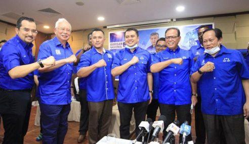 PRK Chini: Mohd Sharim Nak Sambung Legasi Ayah