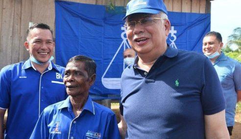 Sokongan Mahathir Kepada Calon Bebas Tak Gugat BN