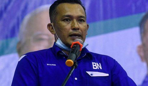Sharim Tak Ambil Kisah Isu Bukan Anak Pahang
