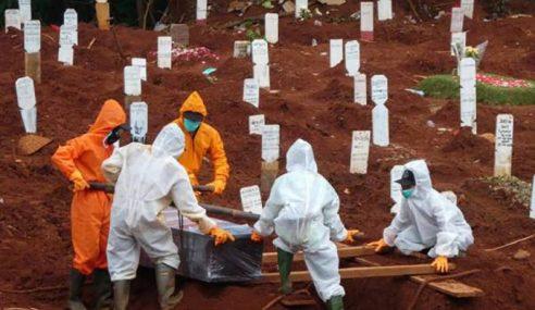 Korban COVID-19 Di Seluruh Dunia Sudah Melepasi 500,000