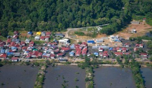 Etnik Rohingya Berselindung Di Pulau Sempadan Sebelum Masuk