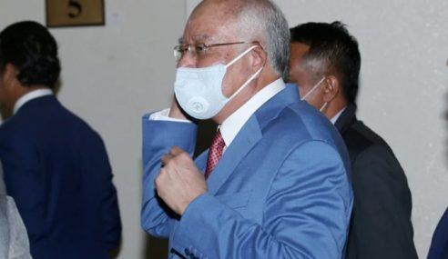 Najib Mohon Dibebaskan, Dakwa Tuduhan Tak Berasas