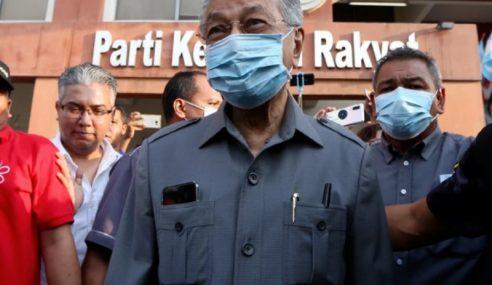 Mahathir, 5 Lagi Gagal Kekalkan Status Quo BERSATU