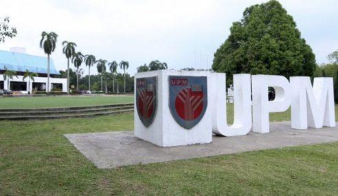 UPM Tangga Ke-10 Terbaik Dunia