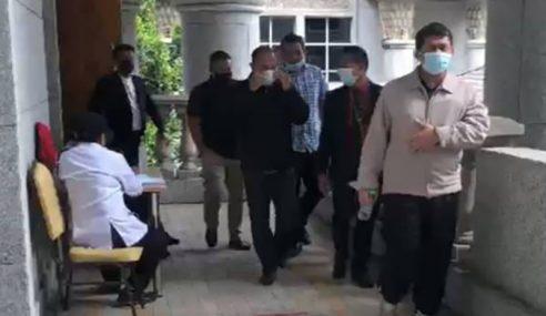 Setpol Bekas Menteri Direman Terima Suapan Jutaan Ringgit