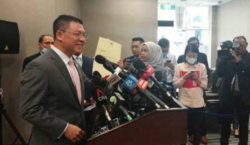 Kor Ming Letak Jawatan Timbalan Speaker Dewan Rakyat