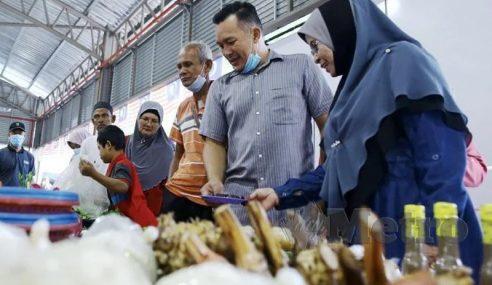 Mohd Sharim Janji Beri Khidmat Terbaik