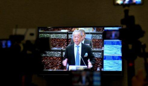 Muhyiddin Usul Yang Dipertua Dewan Rakyat Ditukar