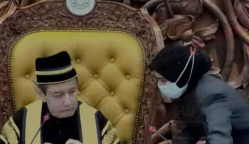 Azhar Harun Dipilih Yang Dipertua Dewan Rakyat