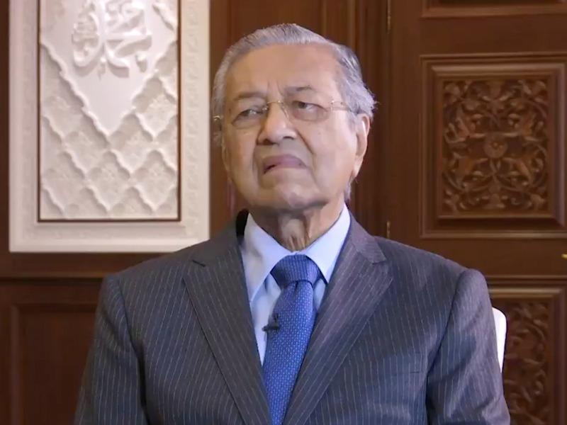 Mahathir Belum Tentu Tanding PRU15