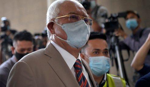 Kes SRC: Najib Didapati Bersalah Atas 7 Pertuduhan
