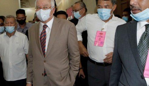 Pasukan Najib Mahu Rayuan Ringan Hukuman Ditangguh