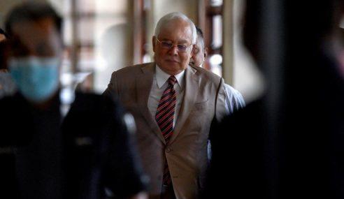 Permohonan Tangguh, Hukuman Najib Hari Ini Ditolak