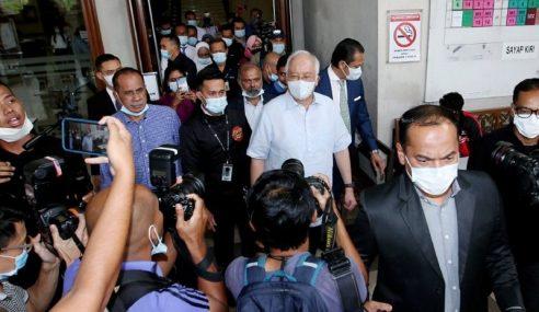 Najib Bayar Ikat Jamin Tambahan RM1 Juta