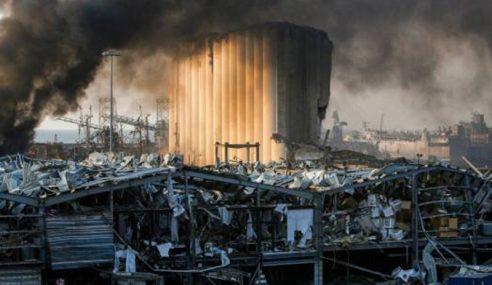 73 Terkorban, 3,700 Cedera Dalam Letupan Di Beirut