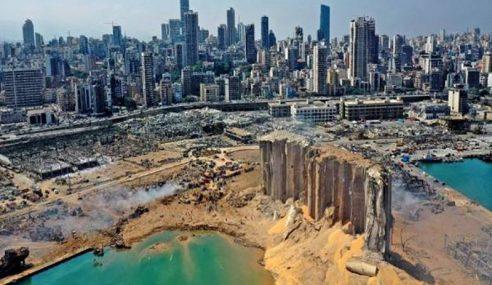 Angka Korban Letupan Beirut Meningkat Kepada 177 Orang
