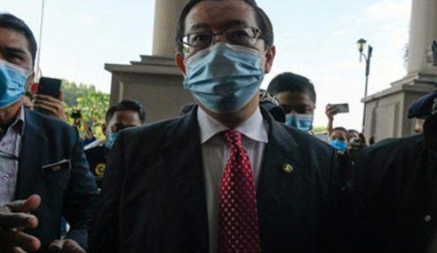 Mahkamah Benar Guan Eng Diikat Jamin RM1 Juta