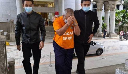 Pengarah Jabatan Penguatkuasaan MBSA Ditahan SPRM