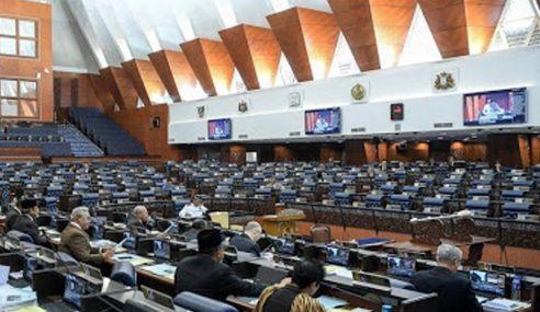 Parlimen Kecoh Salah Kira Undian