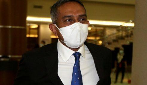 Penasihat Undang-Undang UMNO Dilepas Tanpa Dibebaskan