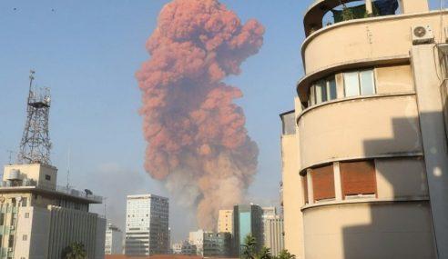Letupan Beirut: Malaysia Sedia Hulur Bantuan – Muhyiddin
