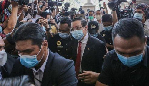 Kronologi Kes Terowong Dasar Laut Di Pulau Pinang