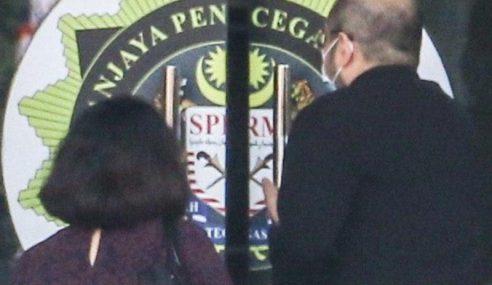 Isteri Guan Eng Ditahan SPRM