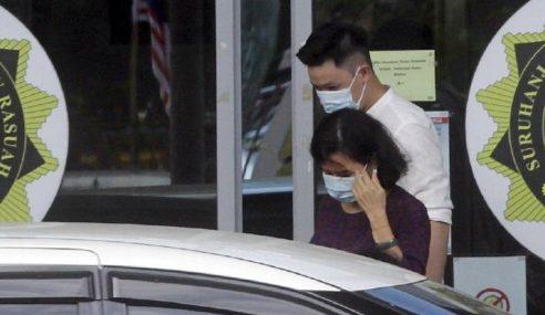 Isteri Guan Eng Akan Dituduh Mengikut AMLA