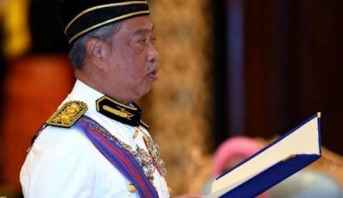 Muhyiddin, Anggota Pentadbiran Ikrar Bawa Negara Kembali Normal