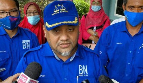 Mohd Zaidi Sudah Berkempen Lebih 60 Peratus Kawasan