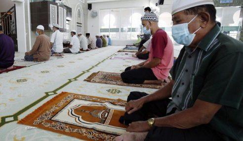 Tak Wajib Bawa Sejadah, Warga Asing Dibenar Ke Masjid, Surau
