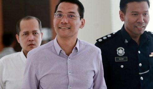Mahkamah Tinggi Keluar Waran Tangkap Azwanddin