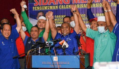 Mohd Zaidi Aziz Calon BN PRK DUN Slim