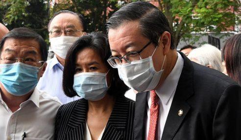Guan Eng, Isteri, Phang Didakwa Pengubahan Wang Haram